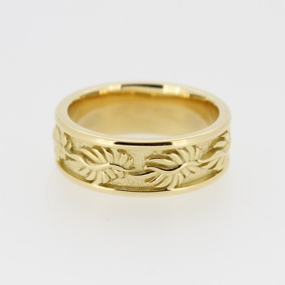 Limitless Gold Ring - 6
